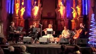 BACH IN INDIA Alap J S Bach Trio Sonata G Dur BWV 1039 1 Part Adagio