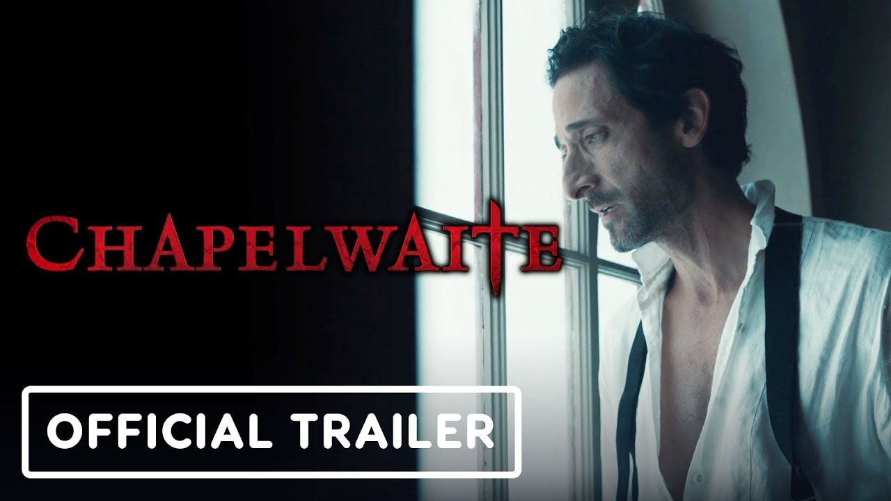 Chapelwaite: Official Season 1 Red Band Trailer (2021) Adrien Brody