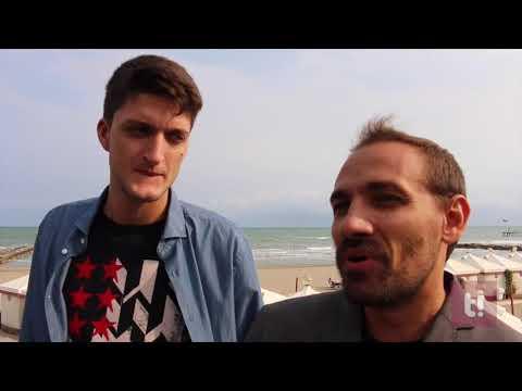 """Andrea Lattanzi e Dario Albertini a Venezia presentano """"Manuel"""""""