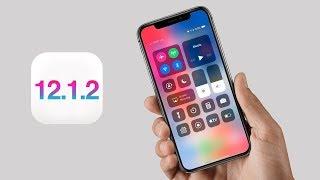 Nuevo iOS 12.1.2 - ¿Qué hay?