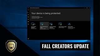 Windows Defender Controlled Folder Access vs Ransomware | Microsoft Fall Creators Update