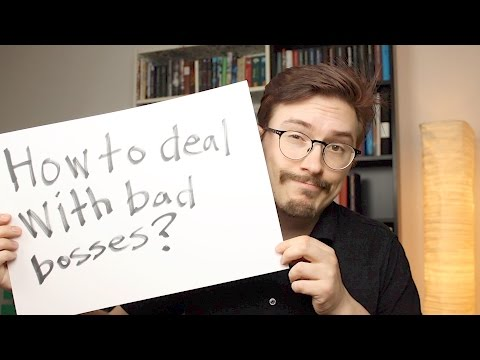 How to deal with bad bosses + other questions - Fun Fun Function