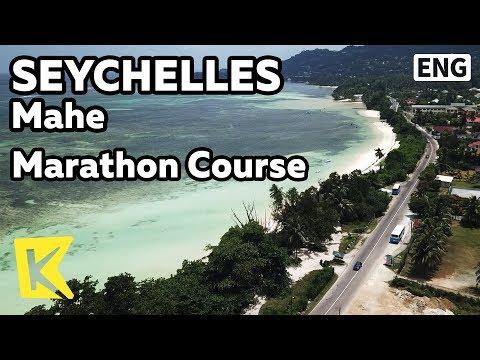 【K】Seychelles Travel-Mahe[세이셸 여행-마헤]아름다운 마라톤 코스/Morne Seychelles National Park/Eco-marathon/Course