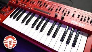 Behringer MS-101-RD | Synthesizer | Vintage King