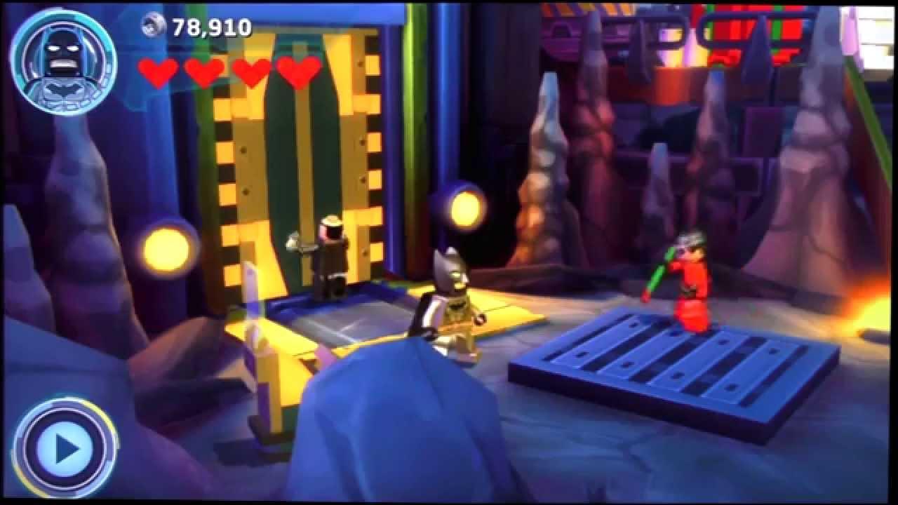 Improvised PS Vita Review: LEGO Batman 3: Beyond Gotham ...