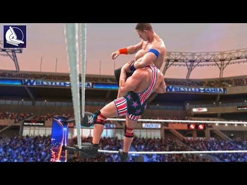 15 Awesome Top Rope moves in WWE 2K18 (animations)