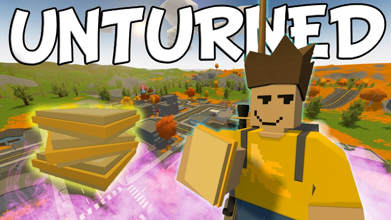 Download Unturned Funny Moments With Friends (Anti Tank Snipers, Grilled Cheese, Hackers and More!)