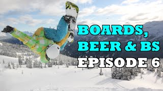 BBB 006: Why Snowboard Reviews Are Useless - Snomie.com Podcast