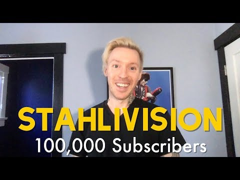 STAHLIVISION - 100,000 Subscribers ep. 110