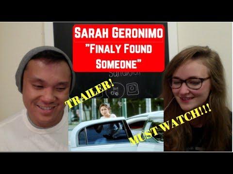 Official Teaser | 'Finally Found Someone' | John Lloyd Cruz and Sarah Geronimo REACTION