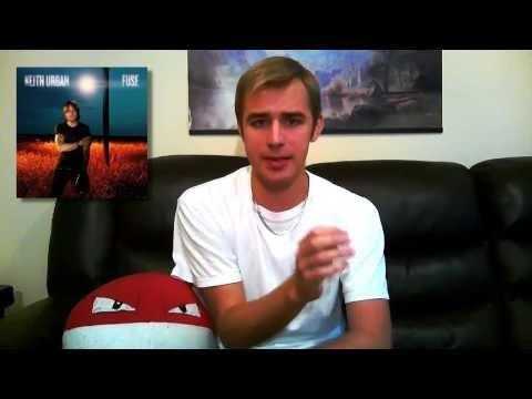 Keith Urban - Fuse - Album Review