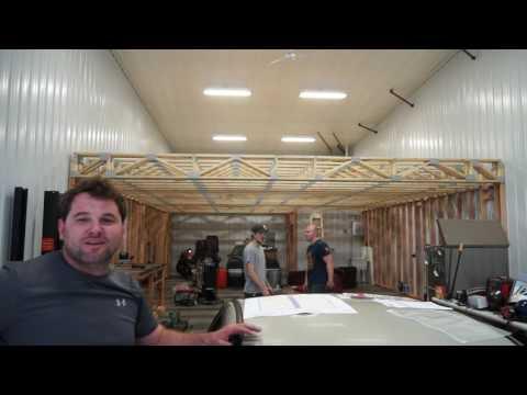 Building A Mezzanine