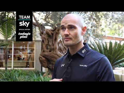 How Team Sky use Today's Plan to aid nutrition