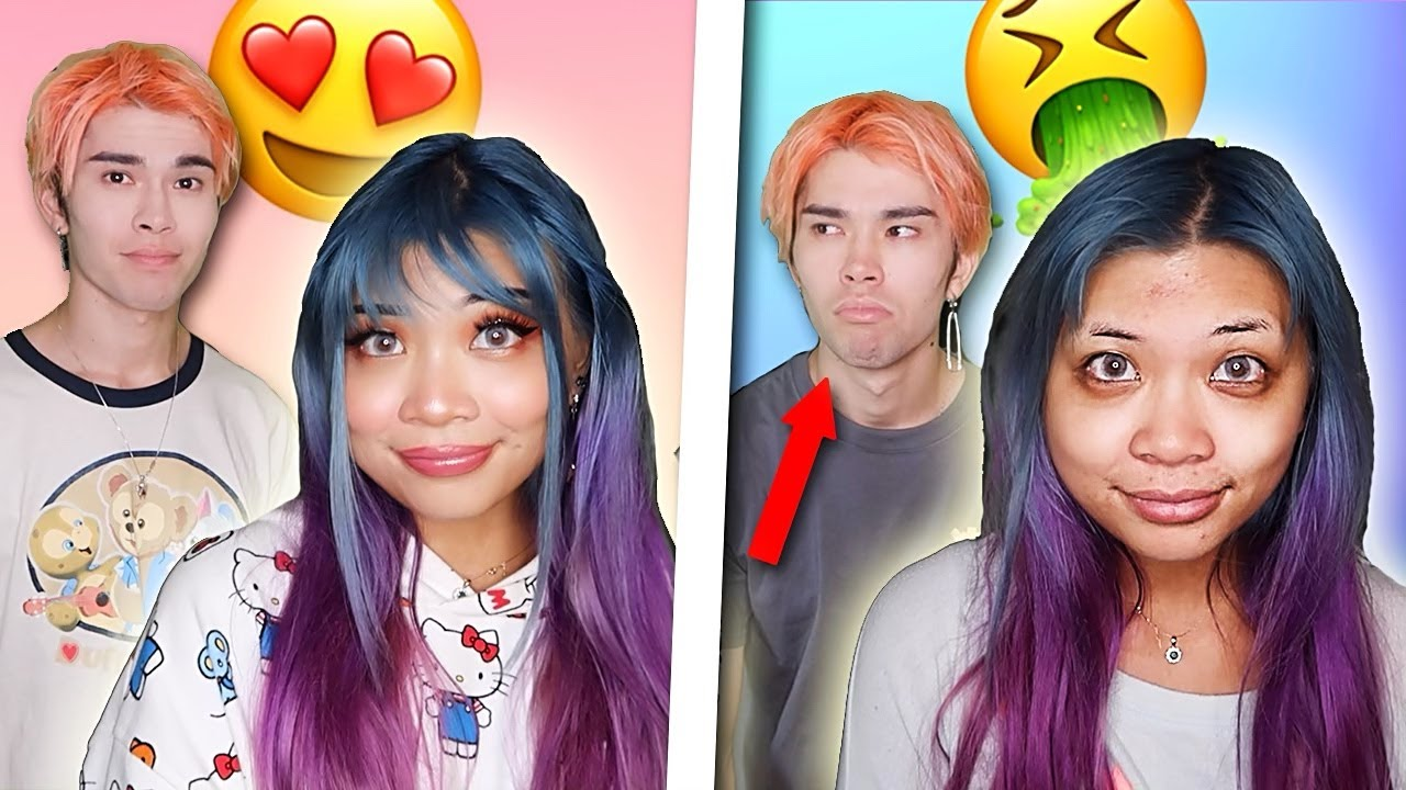 Download [EXPERIMENT] Does my Boyfriend Treat Me Differently with NO MAKEUP? | OurFire 🔥