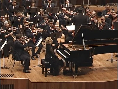 Khachaturian Piano concerto  2nd movement -  Dora Serviarian Kuhn, Mexico
