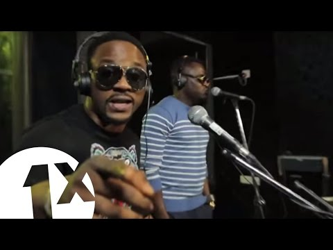 Iyanya - Rendezvous (Craig David cover) in the 1Xtra Live Lounge (Lagos, Nigeria)