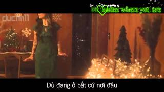 [vietsub+ kara] Something about December- Christina Perri with lyrics