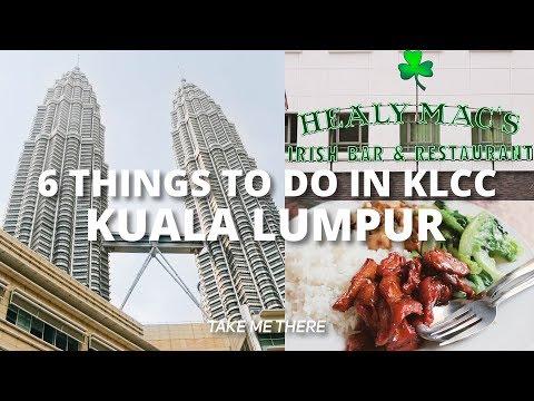 KL Detailed Travel Guide: 6 Things You Must Do @ KLCC, Kuala Lumpur, Malaysia
