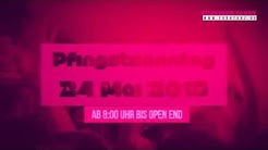Pfingsten Frühtanz Disco-Tange 2015 - Alle Infos zum Mega-Event