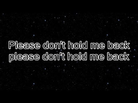 DNNYD Featuring  DyCy - Don't Hold Me Back (Original Mix) Lyrics