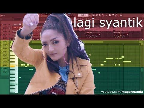 Lagi Syantik (Siti Badriah) FL STUDIO Instrumental Reggae Cover