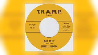 George E. Johnson - Wake Me Up (Instrumental)