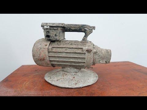 Very Old Electric Vibrator Restoration - Restoration Perfectly