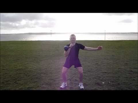 Kettlebell Clean & Press - Personal Training Liverpool