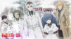 Tokyo Ghoul:re – Folge 1 [ GerSub ]