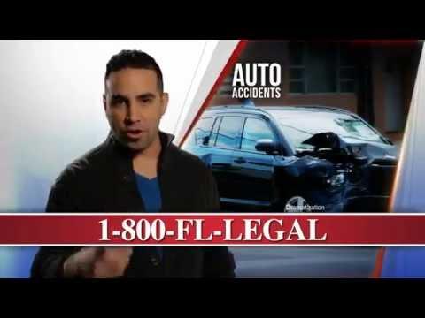 Hurt? Personal Injury Attorney - Miami, FL - Rubenstein Law - Call 1-800-FL-LEGAL - 24/7