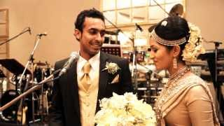 Sri Lankan Wedding Cinematography ~ Lavanya & Indunil Wedding ~ Editing Table Wedding