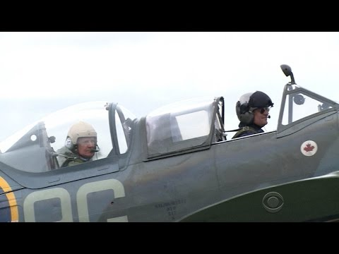 Americans Honored On Anniversary Of Battle Of Britain