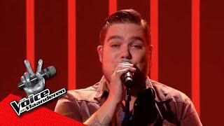 Rockgod Dries covert Maroon 5 | Liveshows | The Voice van Vlaanderen | VTM