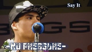 Voices of Theory – Say It (Live Cover) by No Pressure