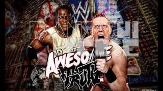 "2011 : WWE Awesome Truth (The Miz & R-Truth) New Theme Song ""U Suck"""