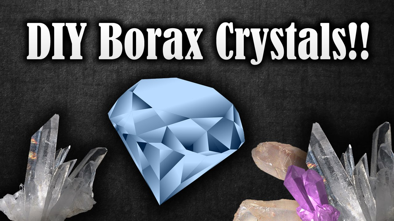 How to make a home crystal
