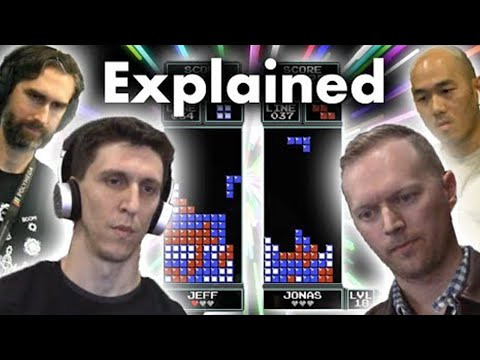 The Classic Tetris World Championships Explained