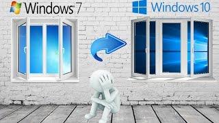 как обновить  Windows 7 Starter  до Windows 10