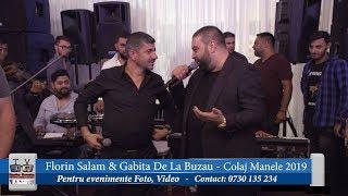 Florin Salam &amp Gabita De La Buzau - Vorbe la secunda Colaj Manele 2019 By Barbu Events