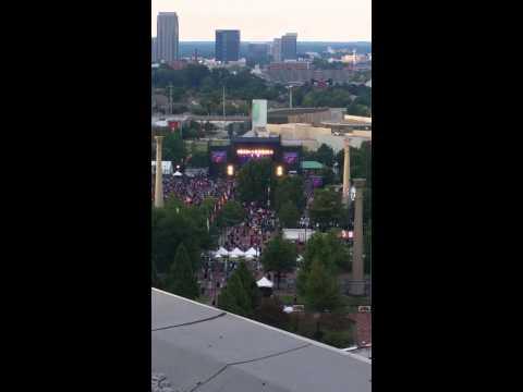 Outkast  concert in Atlanta
