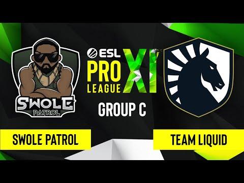 Swole Patrol vs. Team Liquid [Vertigo] Map 1 - ESL Pro League Season 11 - Group C