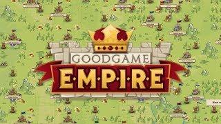 Goodgame Empire Practice Stream