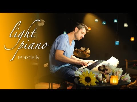 Light Piano Music: Calm Music for reading, spa and relaxation [18-7]