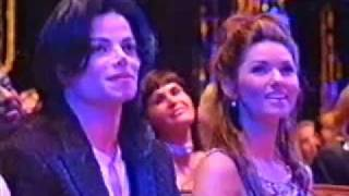 Diana Ross Sit On Michael Jackson At World Music Awards 1996