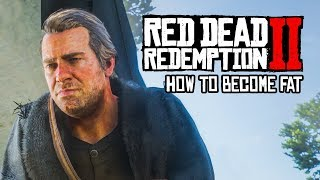 GETTING ARTHUR FAT (Red Dead Redemption 2 Funny Moments)