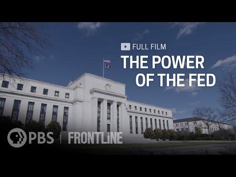 The Power of the Fed (full documentary)   FRONTLINE