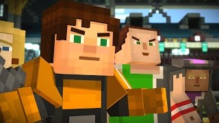 Minecraft: Story Mode - Episode 8 - Team Up! (37)