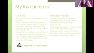 I Have My Oils Now What?  FREE OFFER AVAILABLE!!