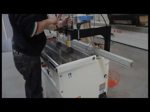 Boring machine Minimax Advance 21 - foratrice