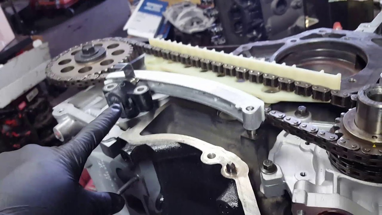 Ford 4 6 timing chain